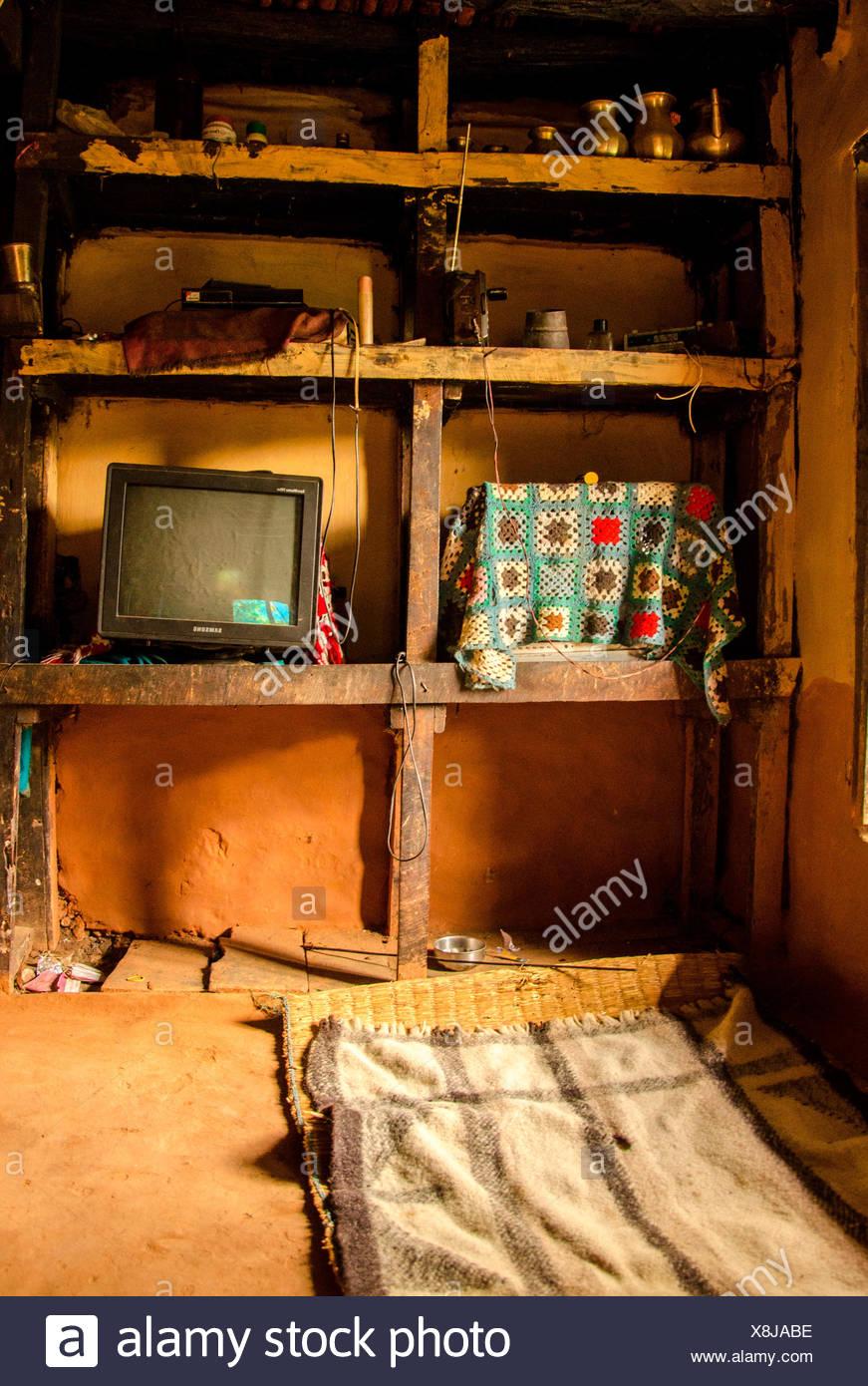 La mia camera da letto per una notte durante il popolo ...