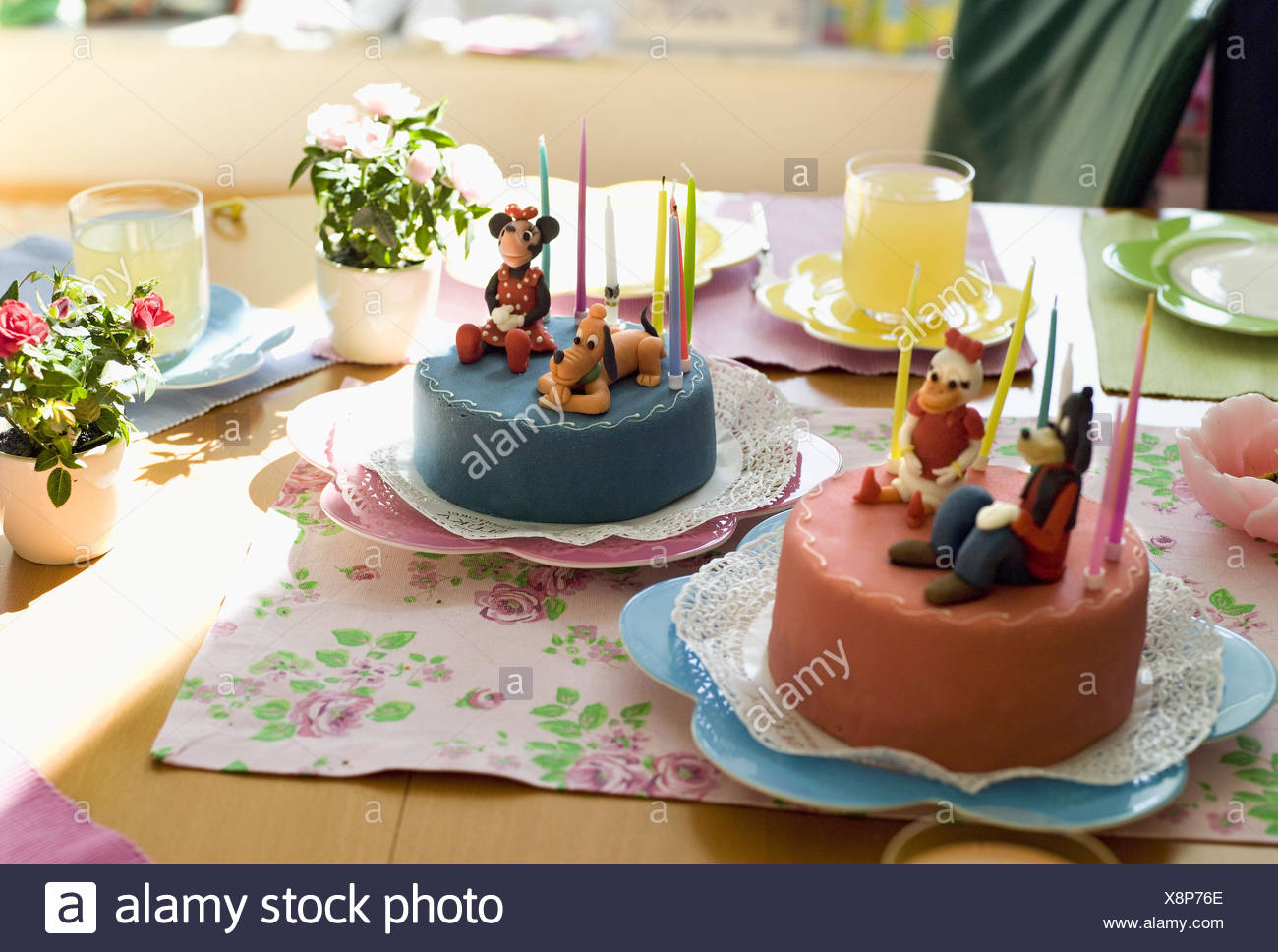 Tavolo Compleanno Bambini : Festa di compleanno di bambini celebrazione tavola impostare