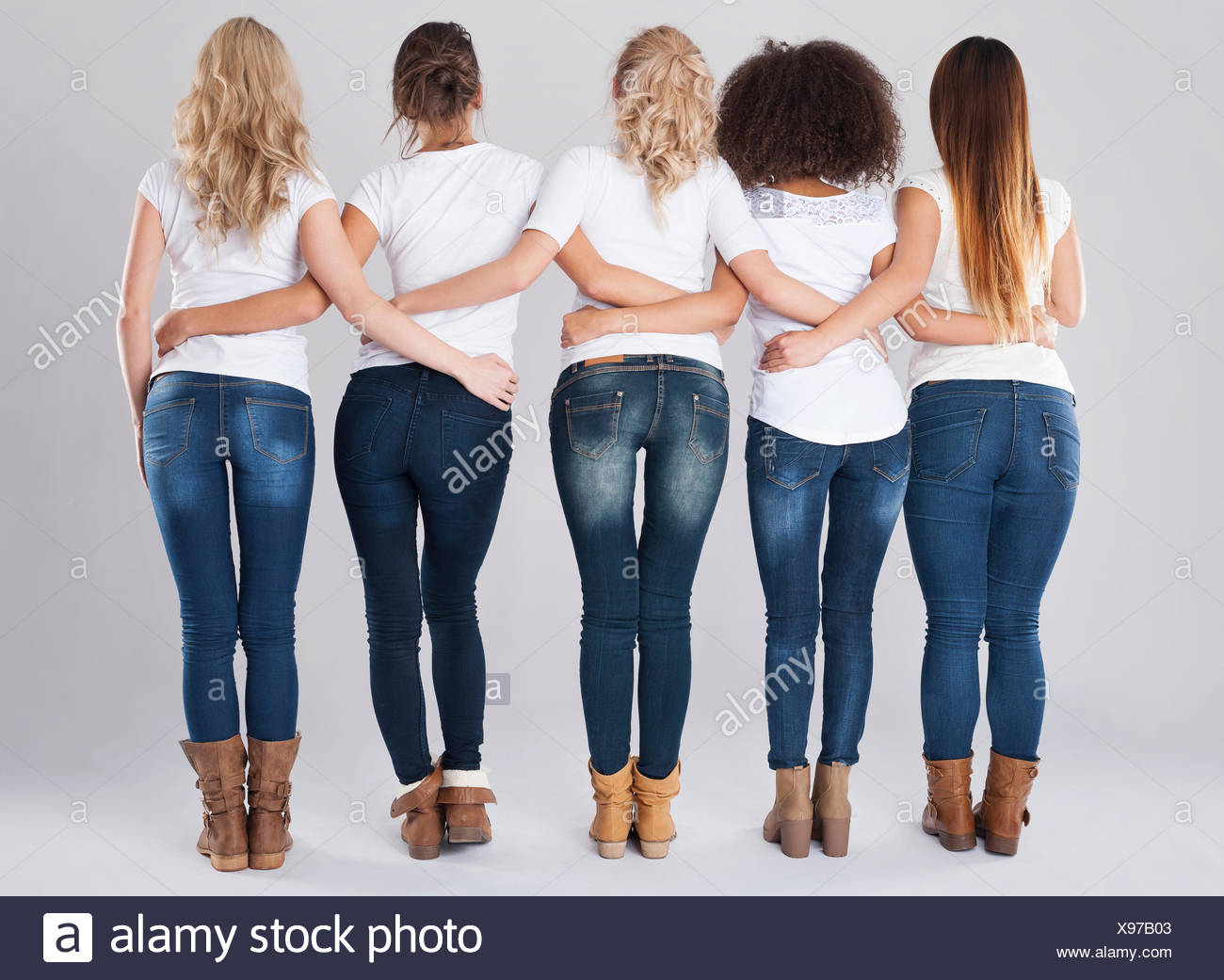 Tight Jeans Immagini & Tight Jeans Fotos Stock Alamy
