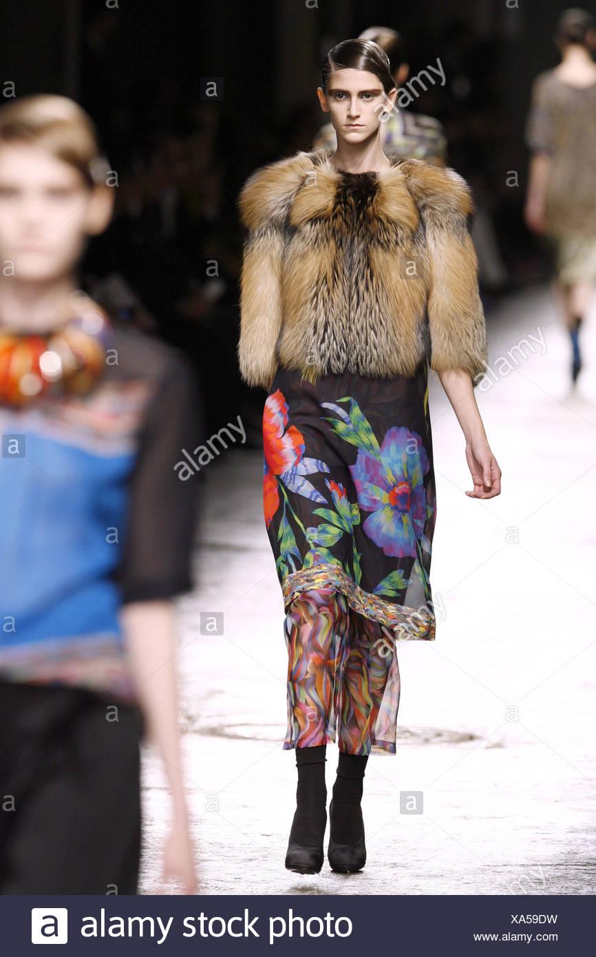 Dries Van Noten Paris pronto a indossare in autunno e inverno indossare  modello multi colore pantaloni 33aa9dfbdeb8