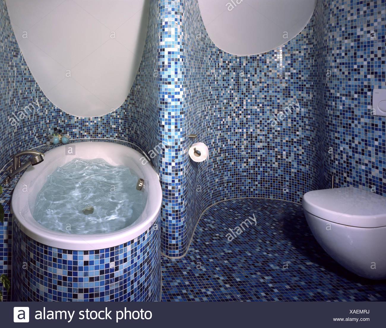 Sala da bagno mosaico kachelung bagno bagno in mosaico for Sala da bagno design