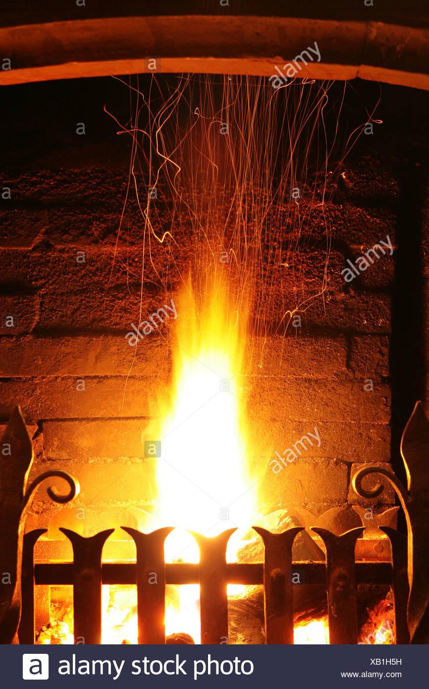 fuoco Immagini Stock
