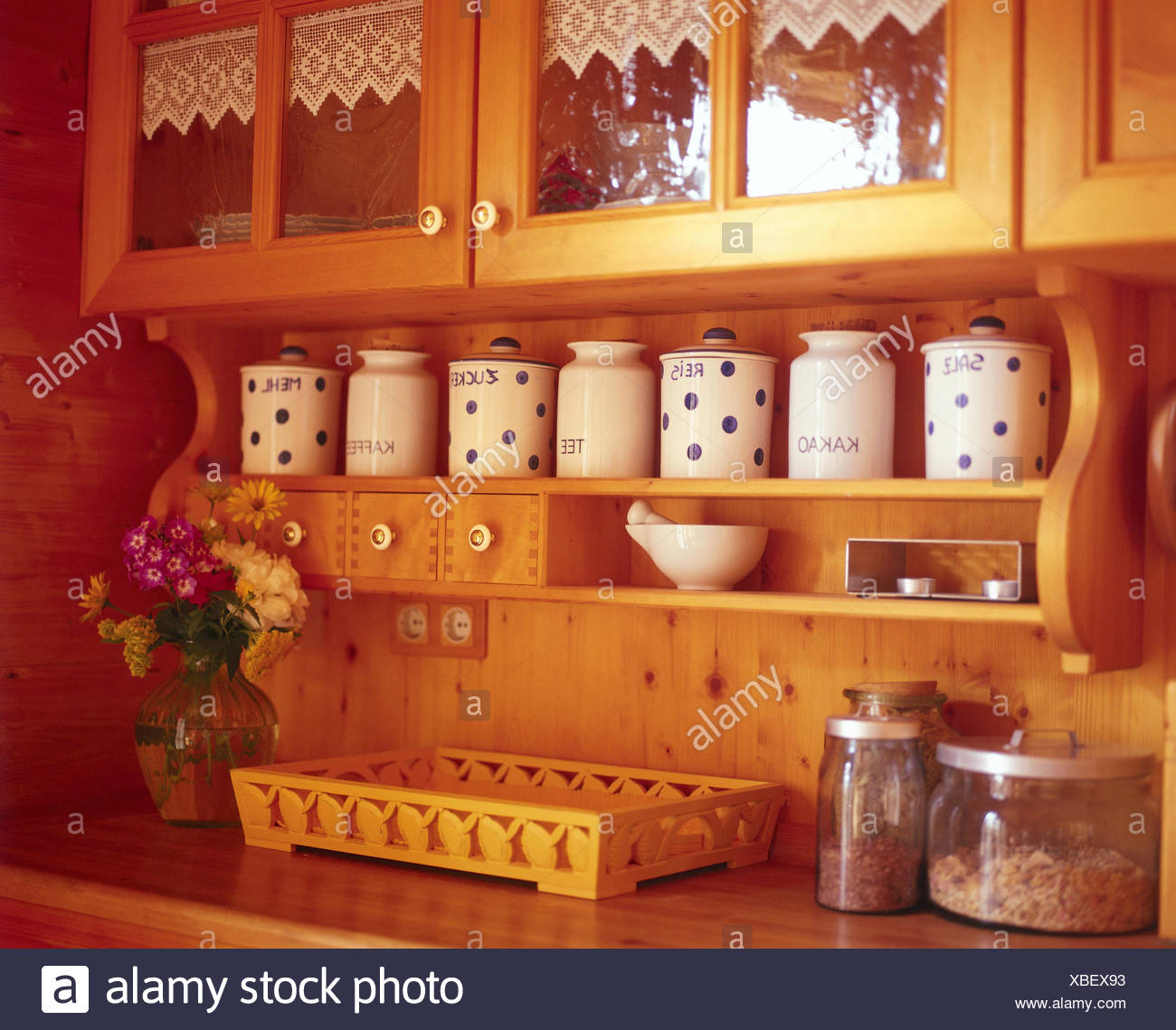 Unità di cottura, rurale, dettaglio, cucina, San di mobili ...