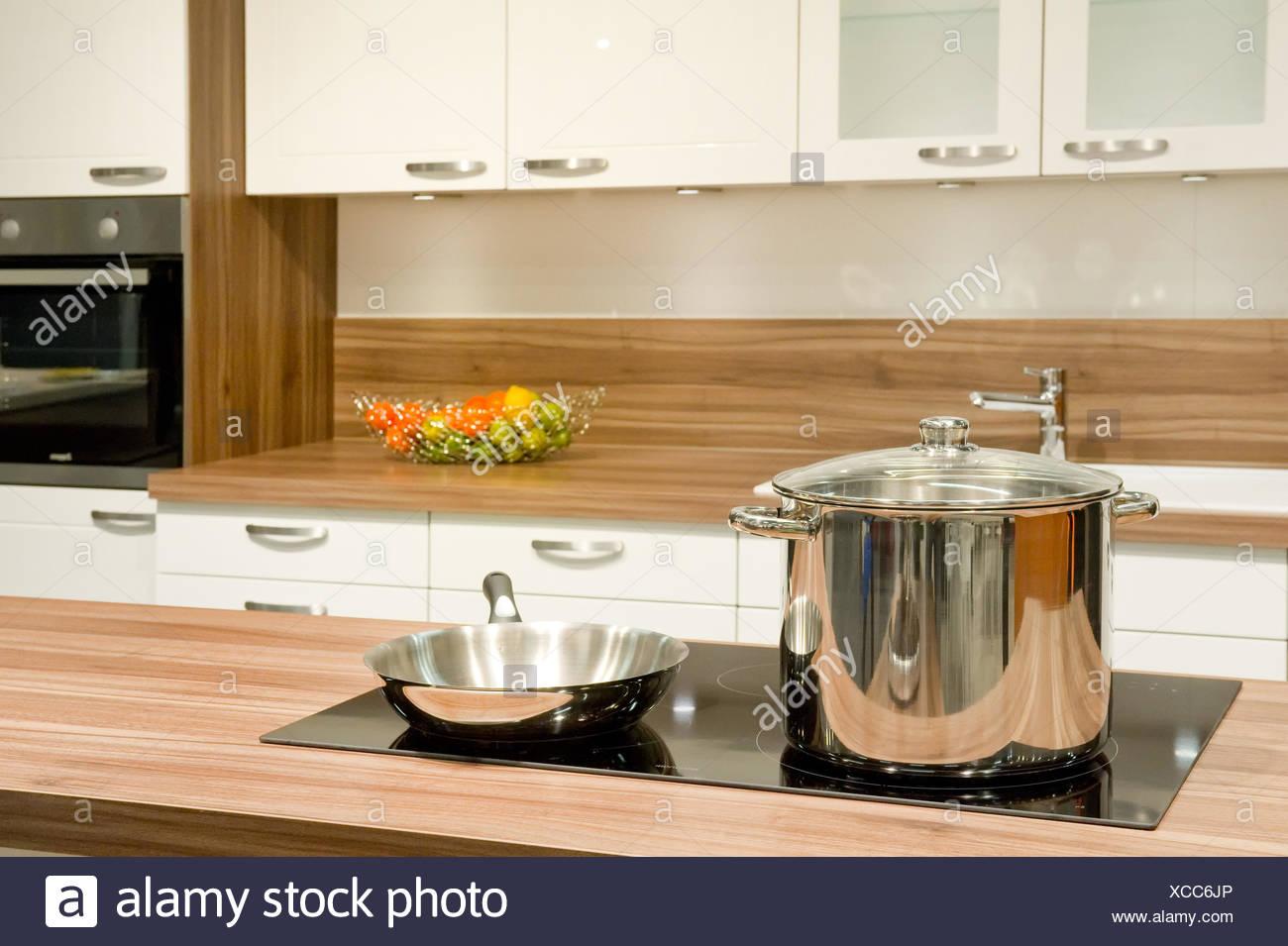 Cucina, bollire, cuochi, per ebollizione, cottura, caminetto, stufa ...