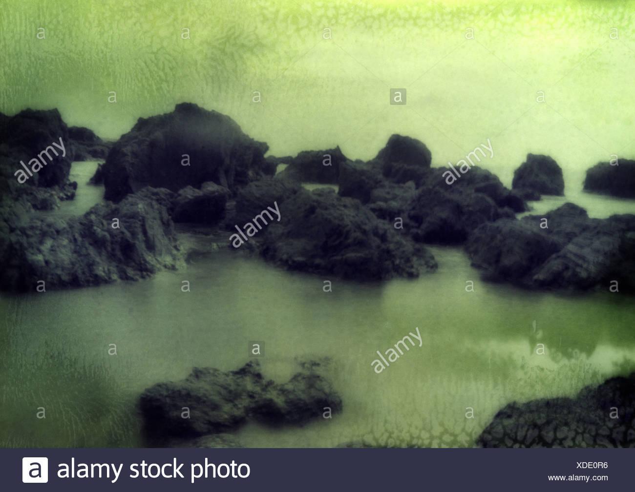 rocce Immagini Stock