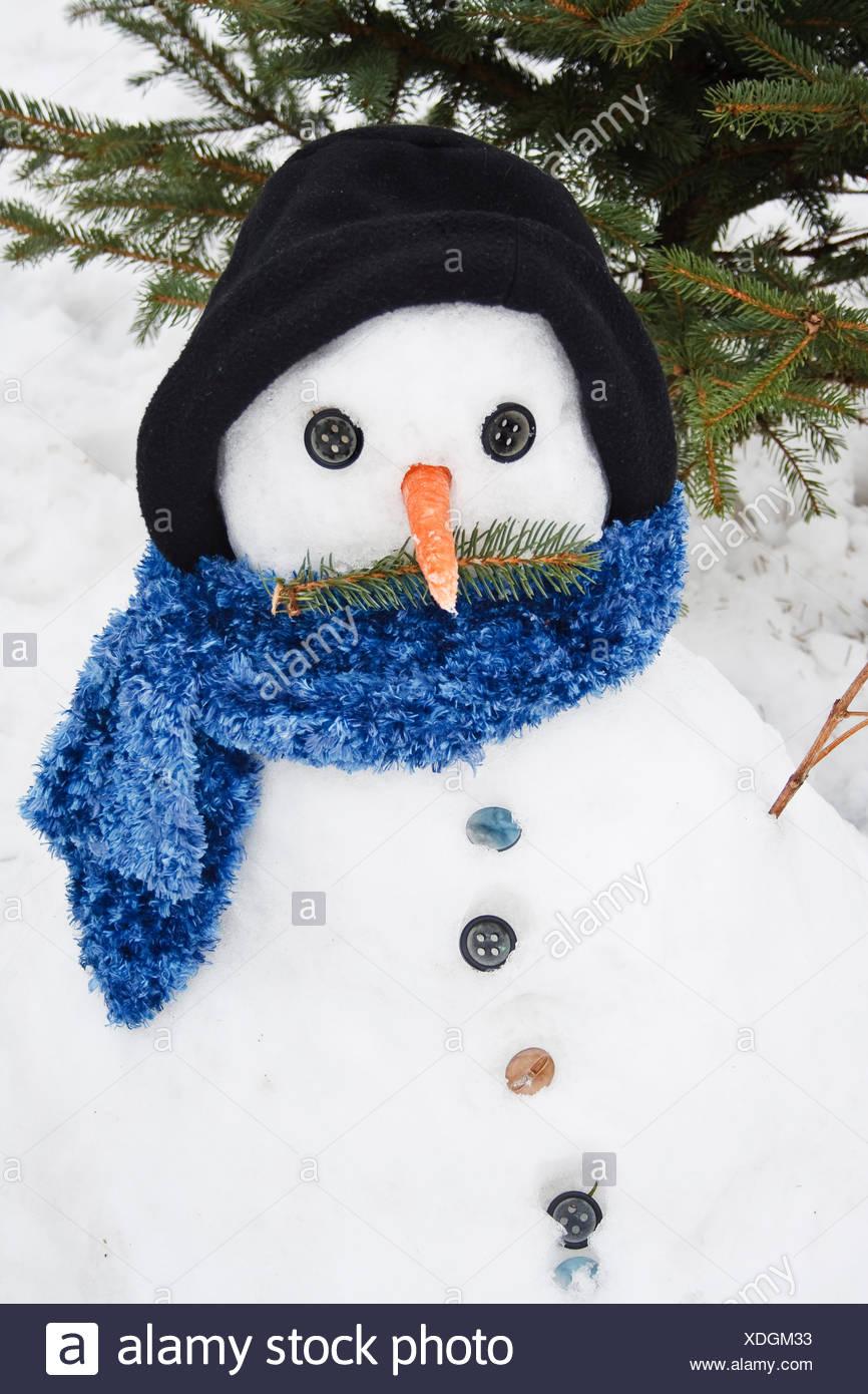 Pupazzo di neve con cappello b18860e0bac6