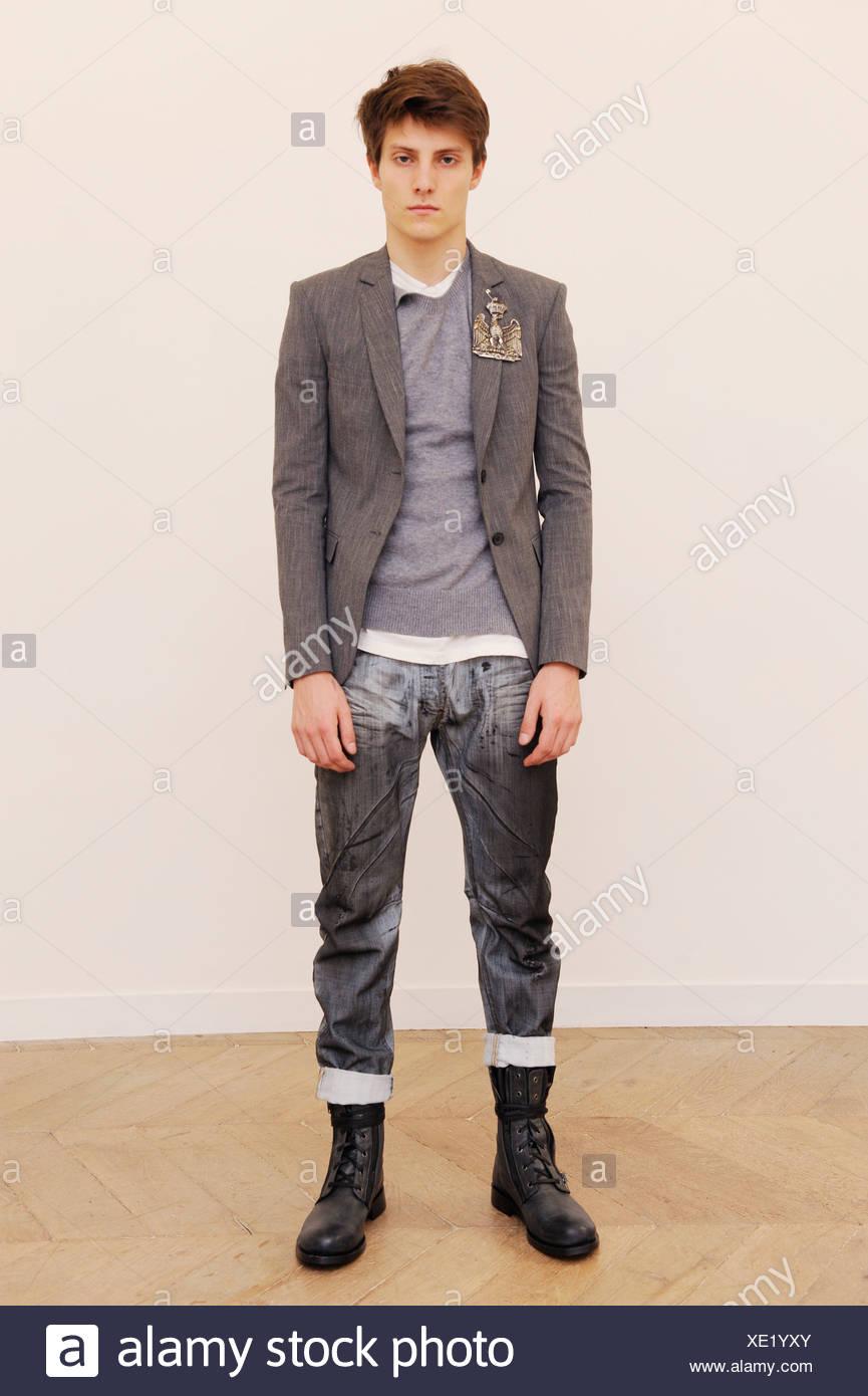 the best attitude 7d553 bc0fe Balmain Paris pronto a indossare abbigliamento Uomo ...