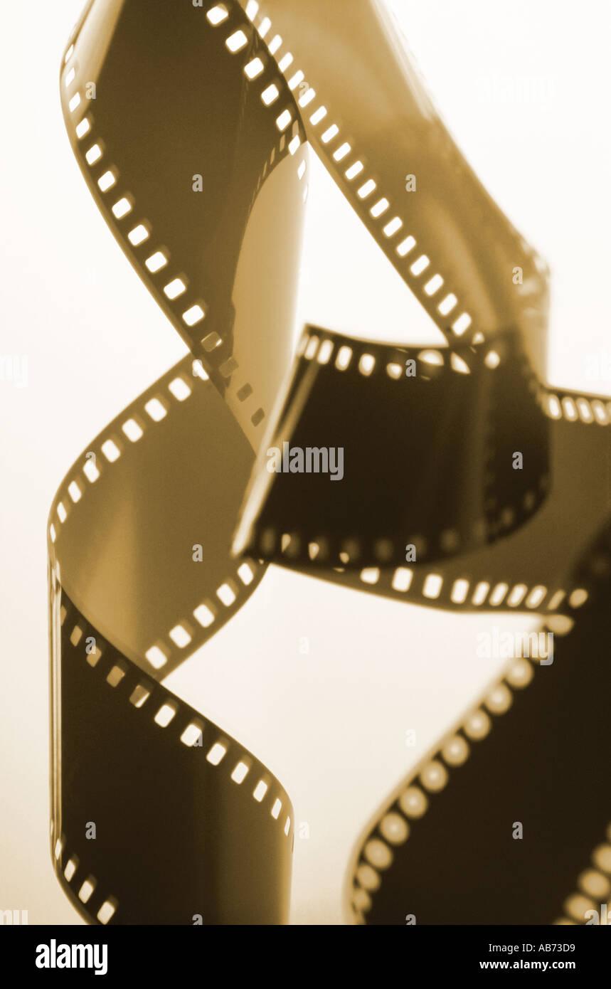 FILME Imagens de Stock