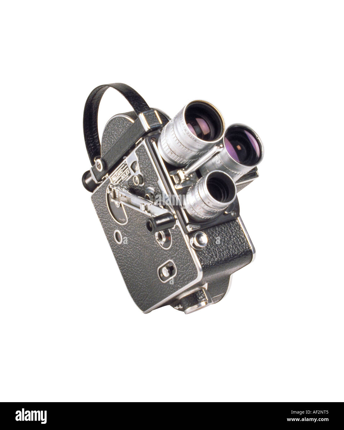 câmera de filme Imagens de Stock