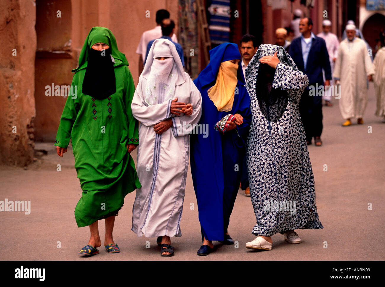 Marrakech women