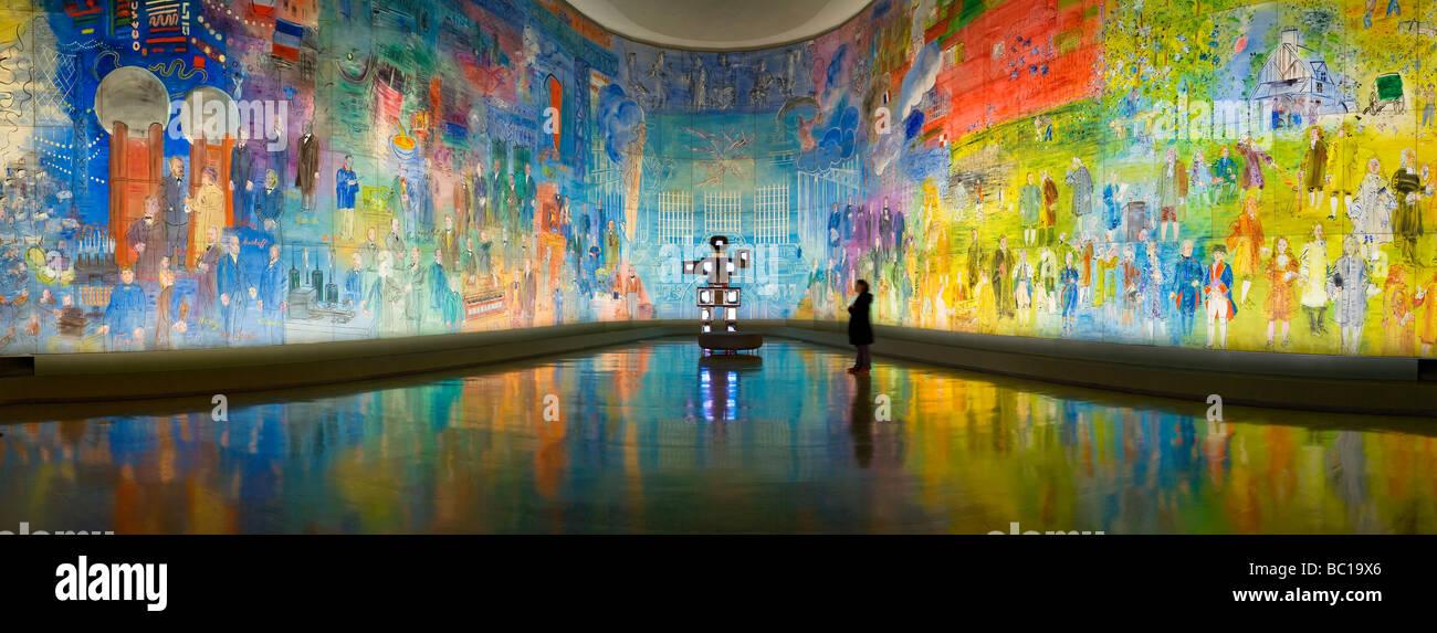 França, Paris , Musee Du0027Art Moderne De La Ville De Paris (Museu