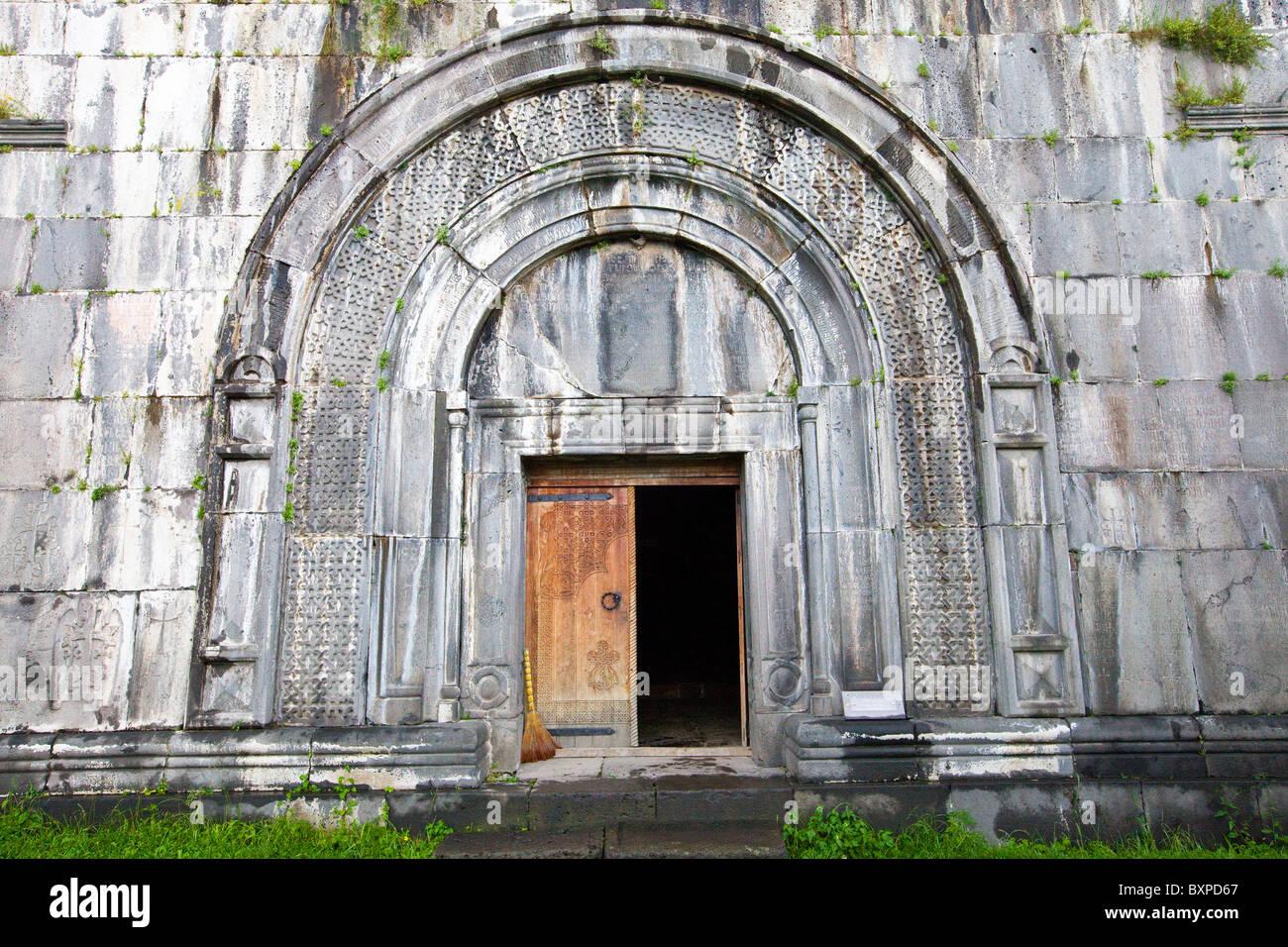 Mosteiro de Haghbat, a Igreja do Santo assinar, Arménia Imagens de Stock