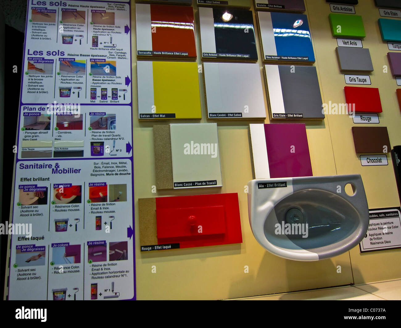 Paris, France, French Hardware Store, Shops, inside Displays