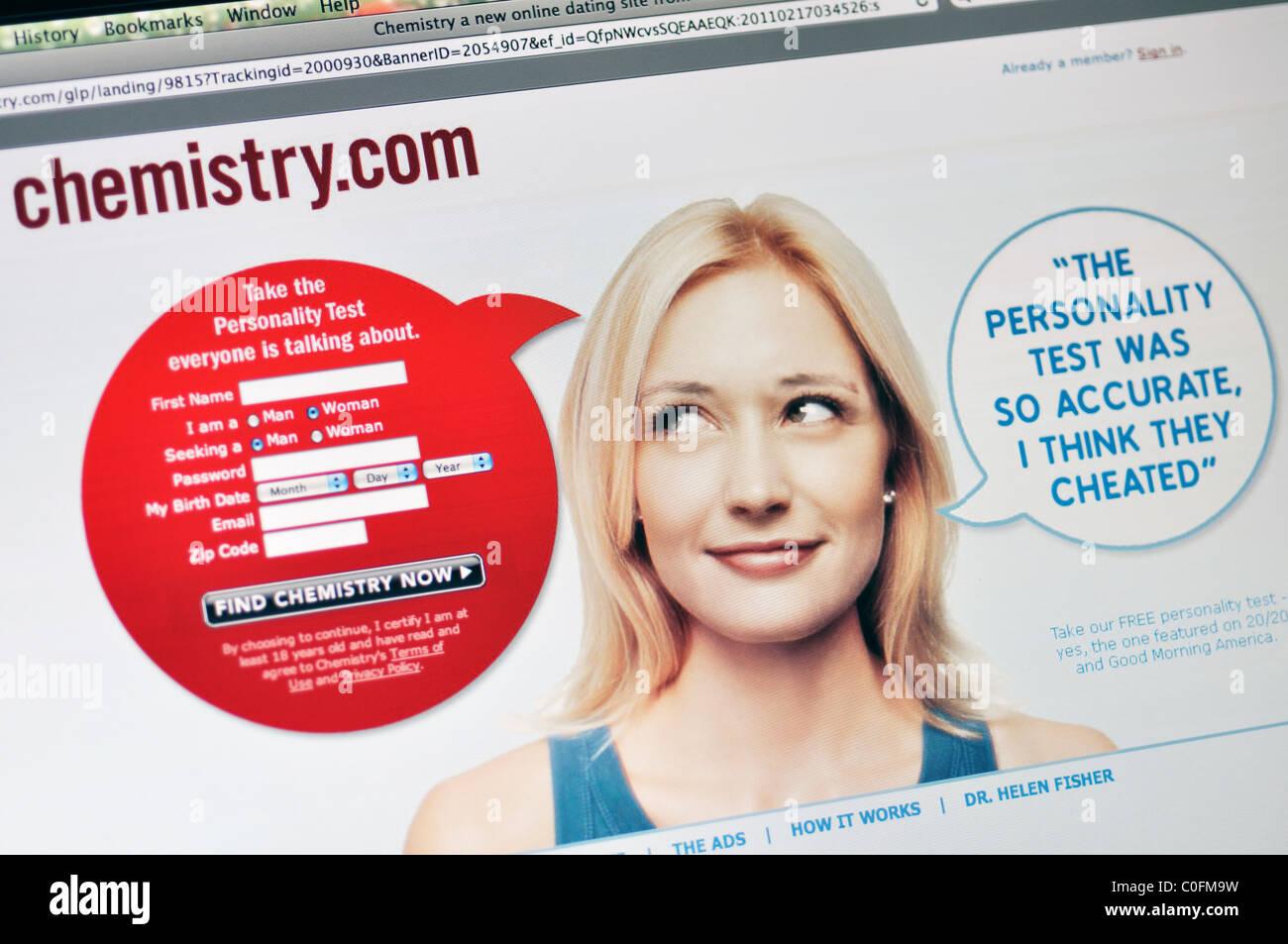 Chemisty dating site