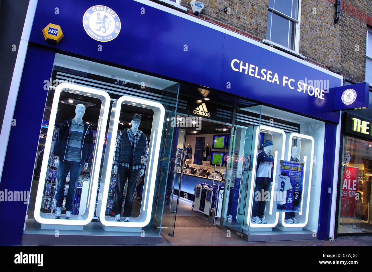 Chelsea Fc Jobs in Kingston upon Thames - October | metrseo ga