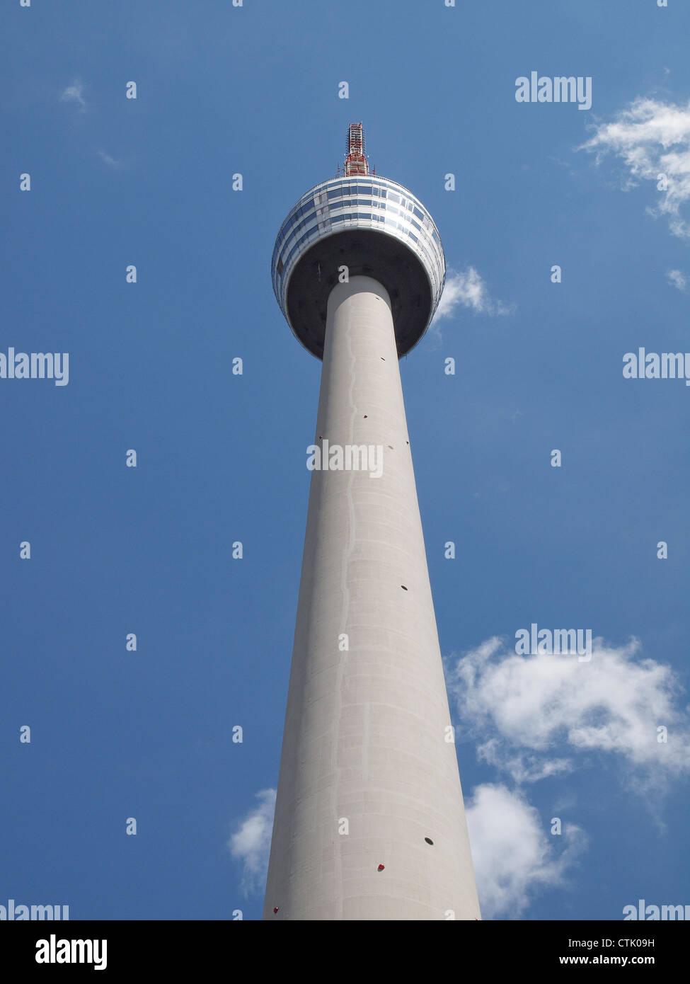 Fernseh Turm (Torre da Televisão) em Estugarda, Alemanha Imagens de Stock