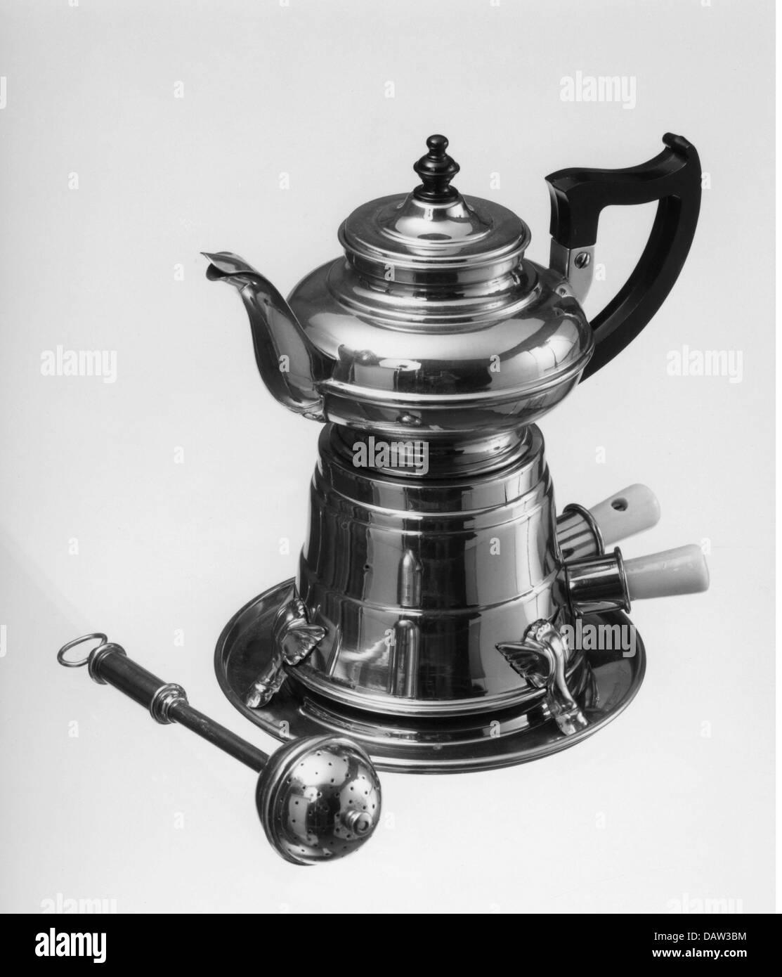 Agregado Cozinha E Utens Lios Ch Urna Circa 1922 Design De