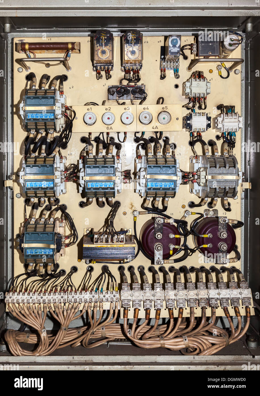Service Panel Wiring