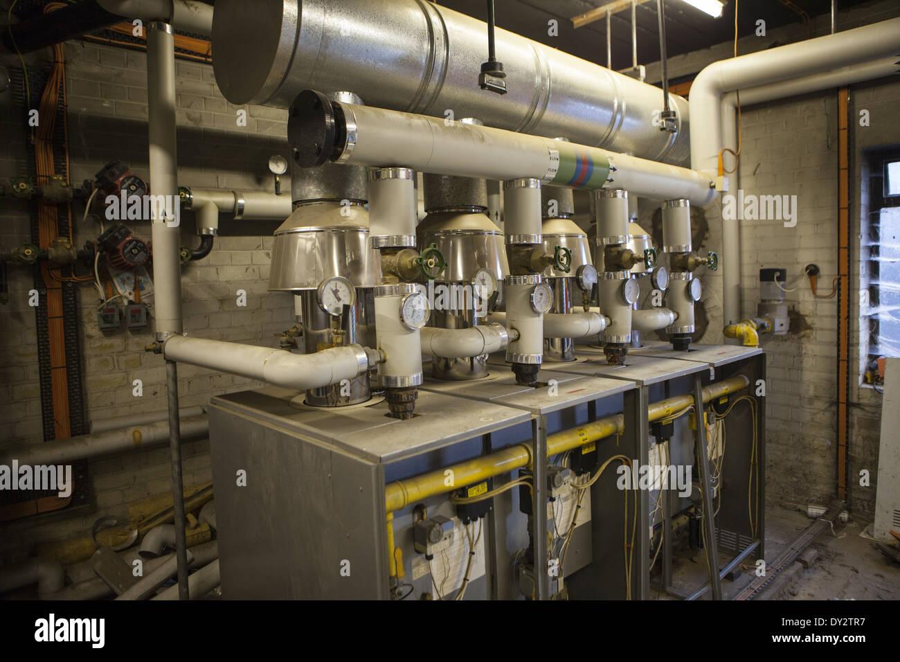 Gas Boiler Fotos Gas Boiler Imagens De Stock Alamy