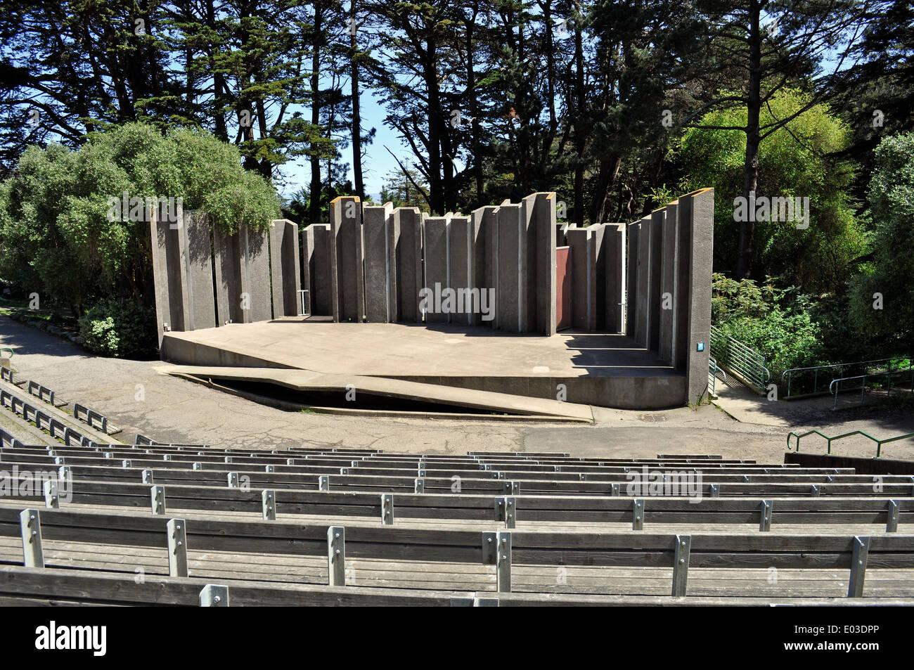 Marvelous Jerry Garcia Anfiteatro McLaren Park, San Francisco, California, ESTADOS  UNIDOS DA AMÉRICA