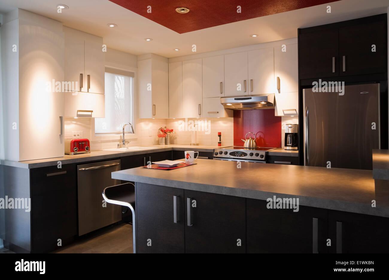 Casas Modernas Por Dentro Cozinha Download Armrio De Cozinha