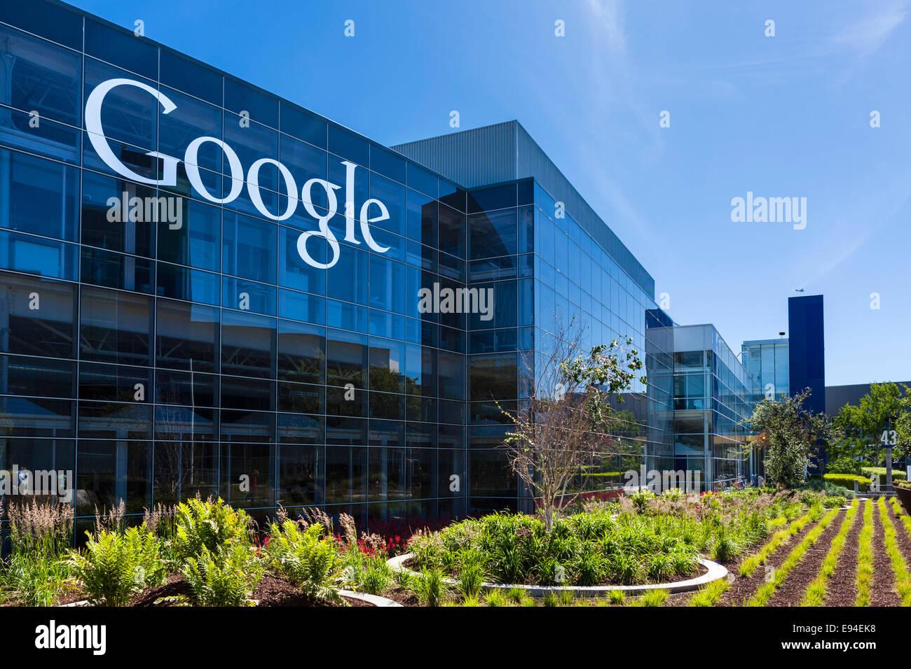 head office of google. Google Sede Campus, Mountain View, Californias, ESTADOS UNIDOS DA AMÉRICA Head Office Of Alamy