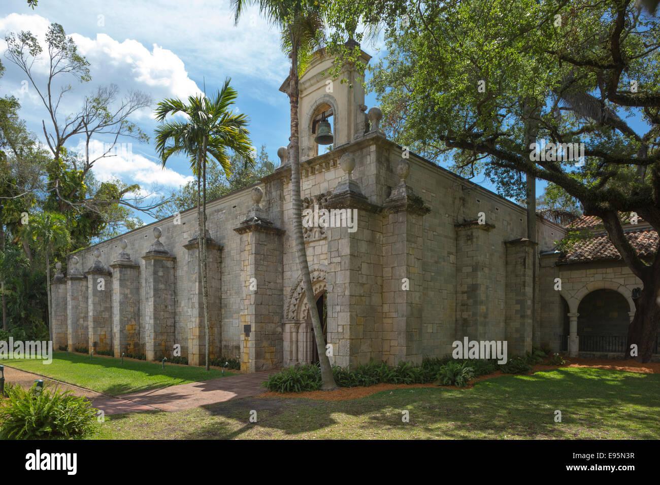 Resultado de imagem para mosteiro espanhol em miami