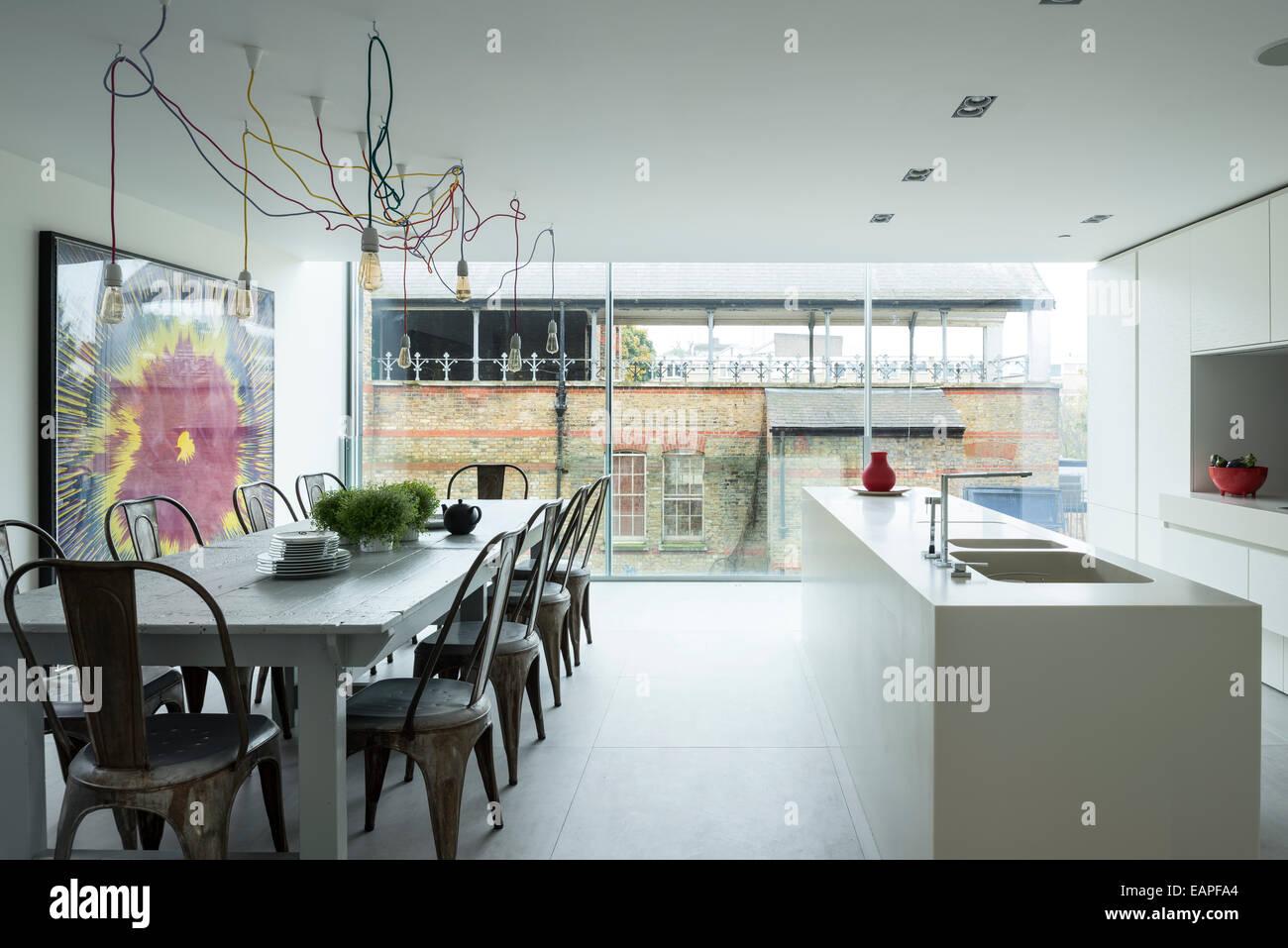 Cadeiras Cozinha Modernas Ao Tolix Cadeiras Ao Redor Quinta De