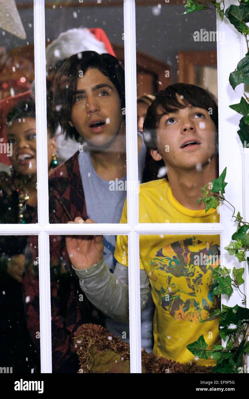 Drake And Josh Christmas.Josh Peck Drake Bell Merry Christmas Drake Josh 2008