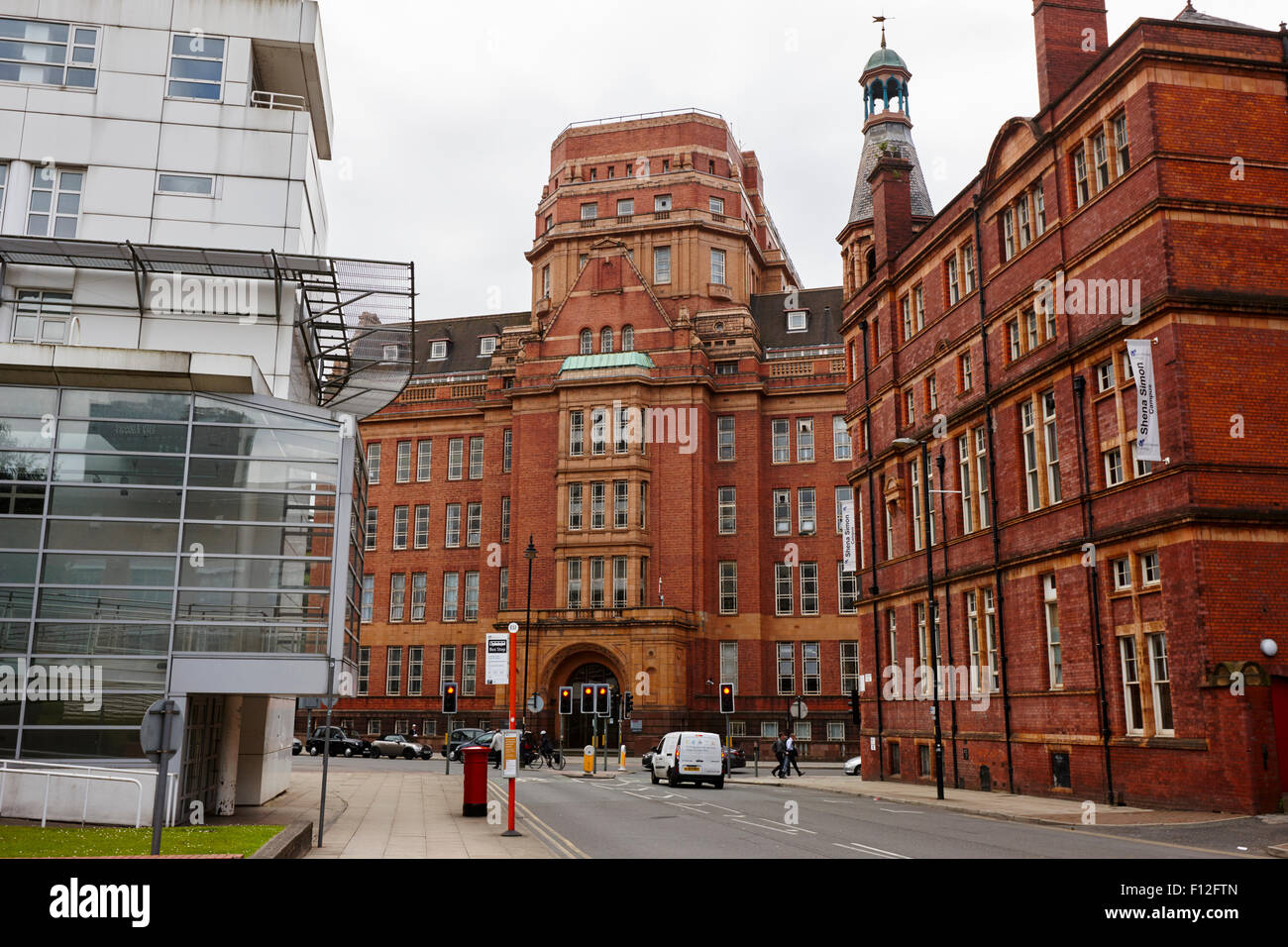 Where Is Sackville Street Building University Of Manchester