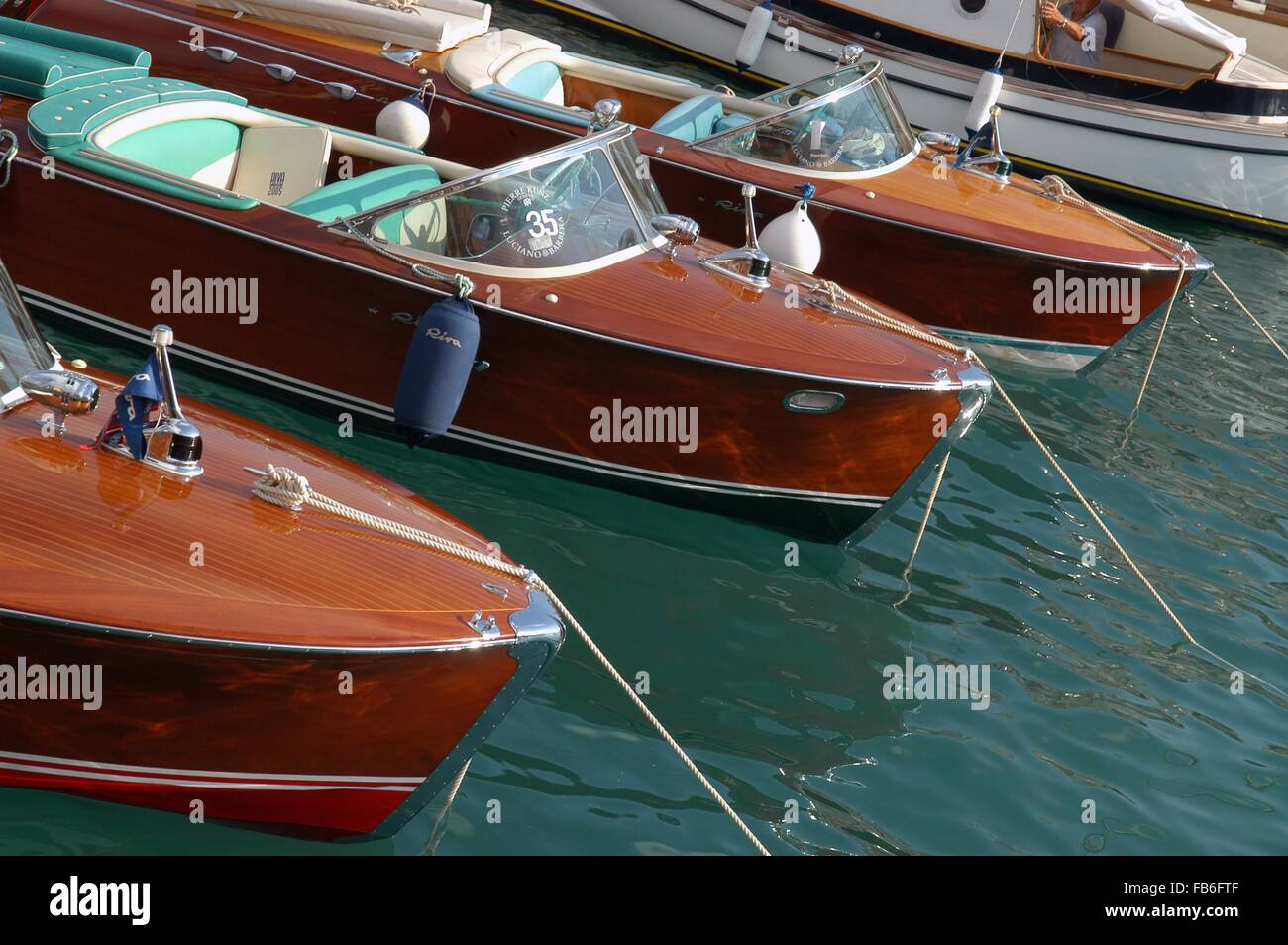 Imperia Italy Gathering Of Leisure Boats And Vintage Yachts Riva