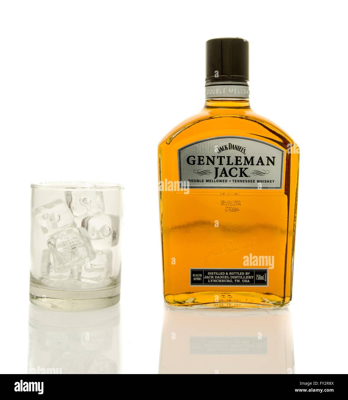 Jack Daniels Glass Fotos & Jack Daniels Glass Imagens de Stock - Alamy