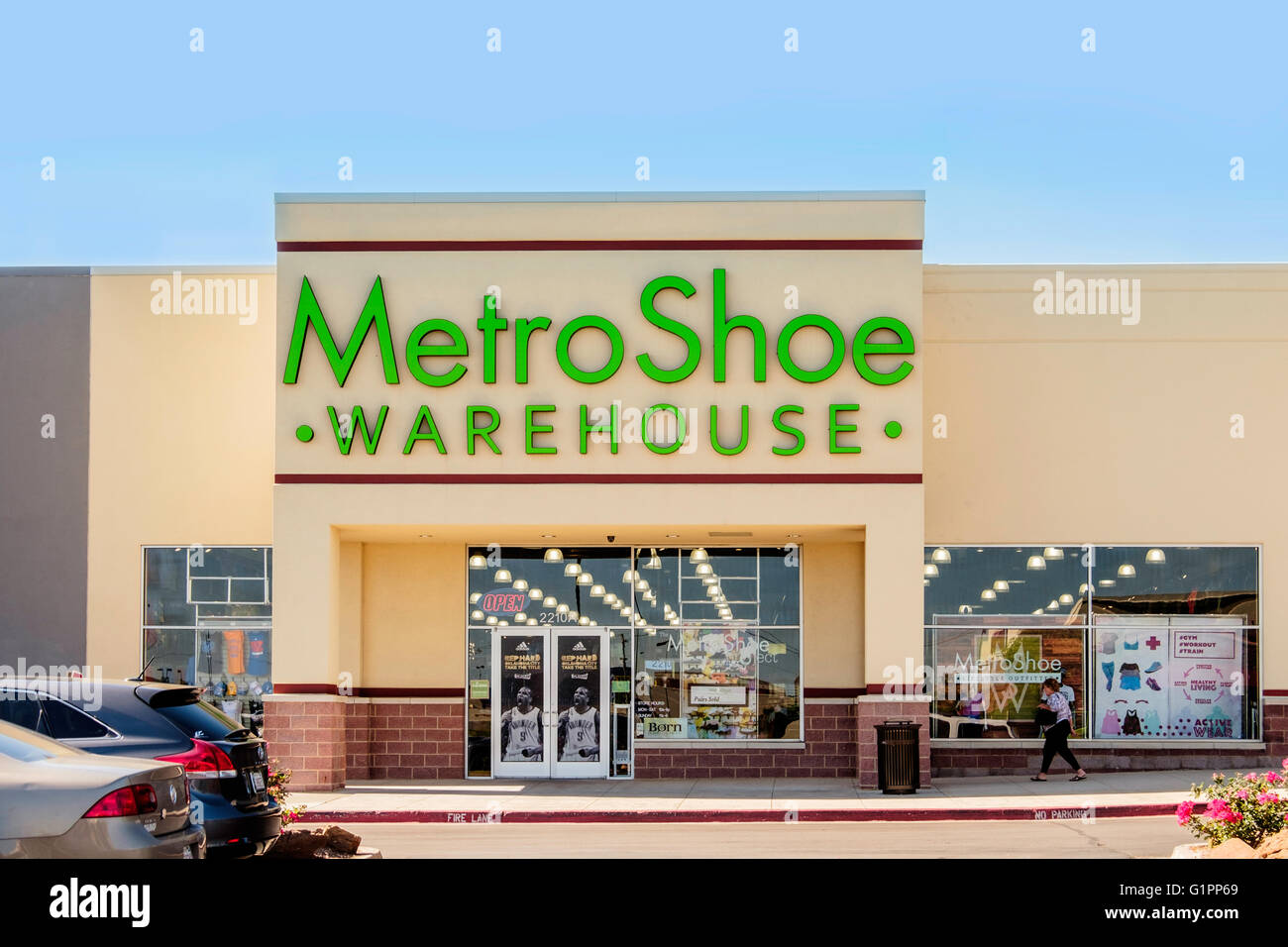 Metro shoe warehouse okc