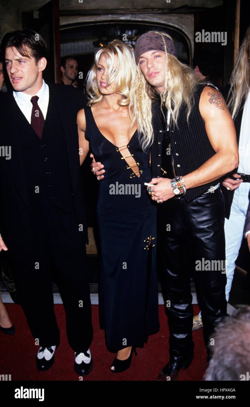 Pamela Anderson Brett Michales