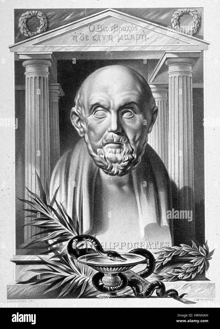 Hippocrates, Greek Physician, Father of Modern Medicine