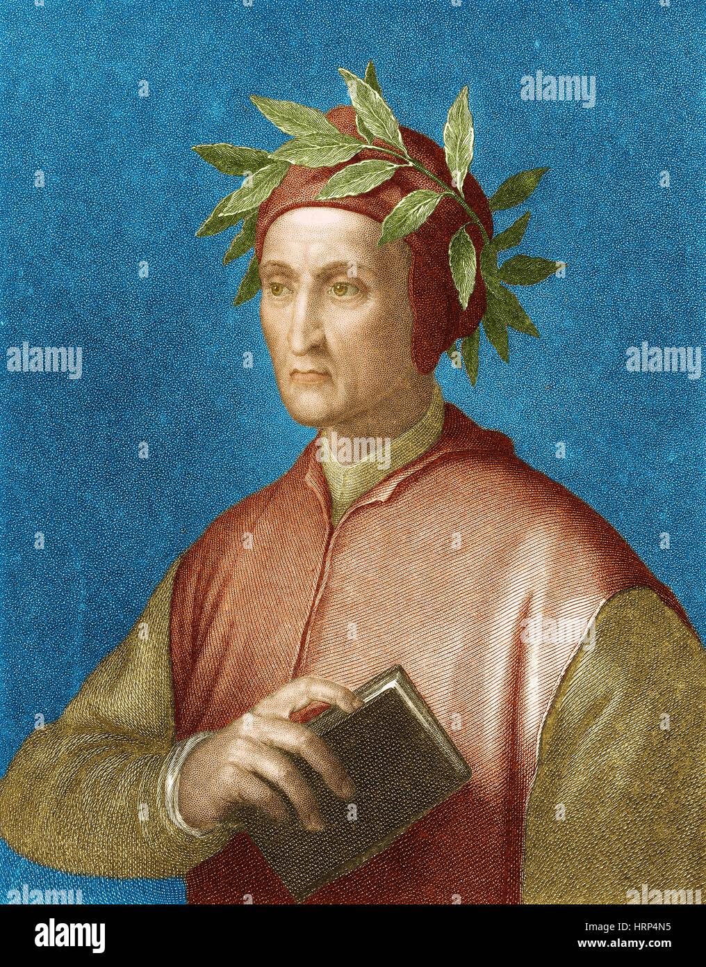 Dante Alighieri frases