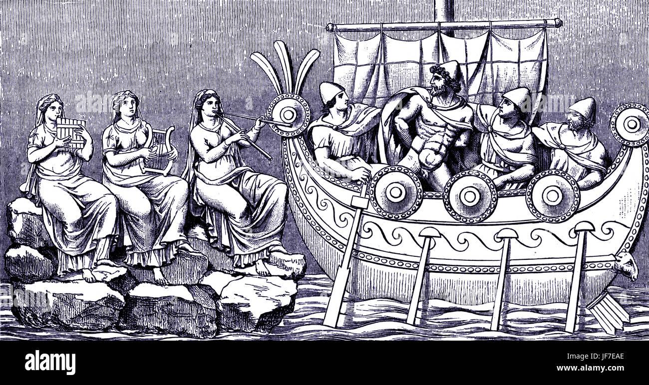 Resultado de imagem para Ulisses o mito