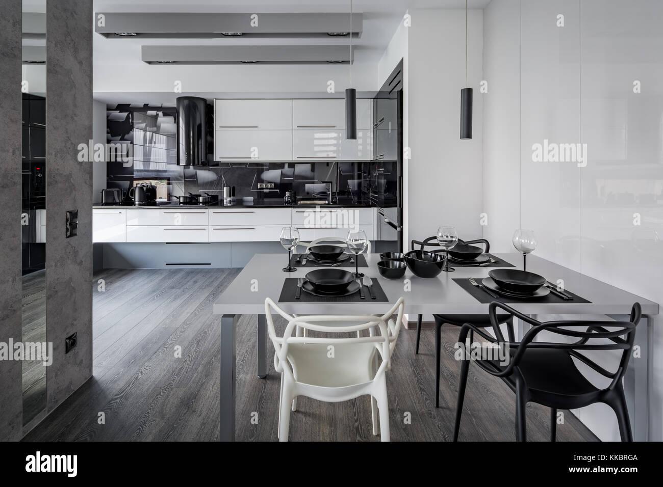 Cadeiras Modernas Para Cozinha Outra Coisa Curiosa Neste Espao Que
