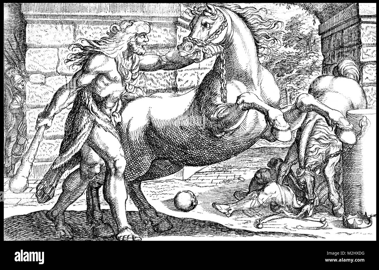 Image result for Mares of Diomedes