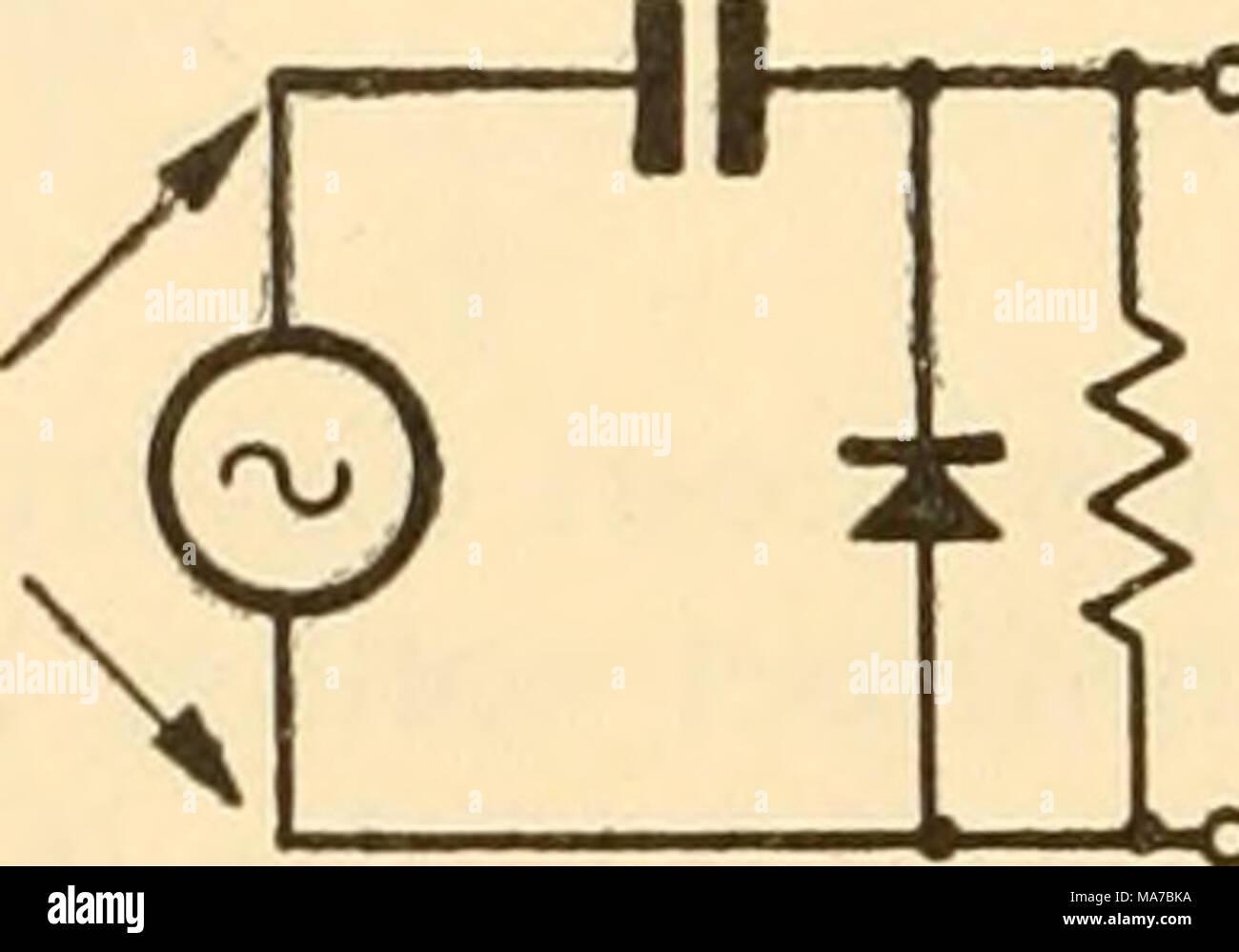 Circuito Retificador : Aparelho eletrônico para pesquisa biológica os circuitos de