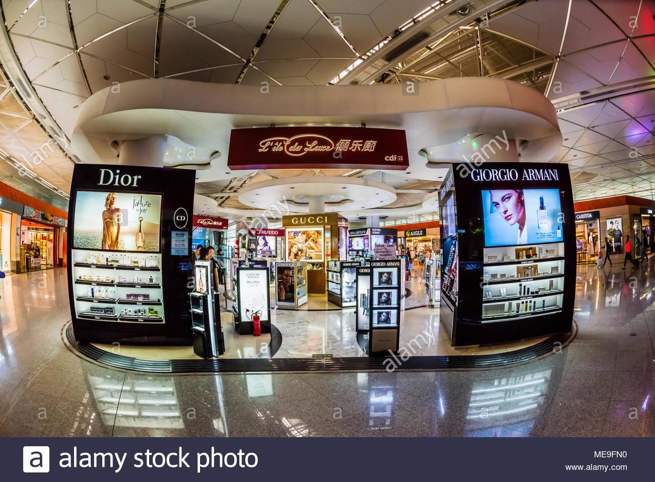 Xian Aeroporto : Lojas francas a xi an xianyang aeroporto internacional xi a