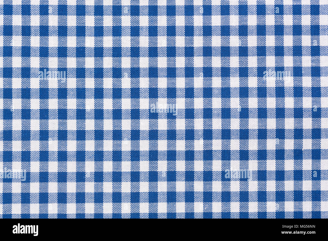 Exceptionnel Background Of Blue And White Checkered Tablecloth Stock ...