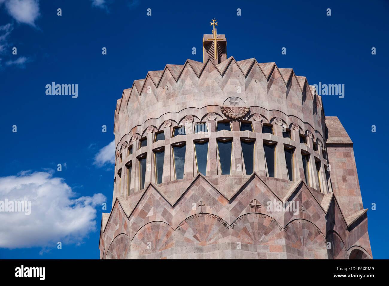Arménia, complexo de Echmiadzin Imagens de Stock