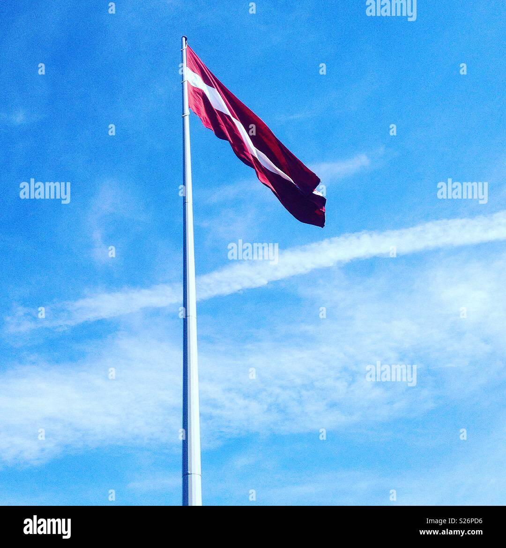 bandeira da letónia foto imagem de stock 311165266 alamy
