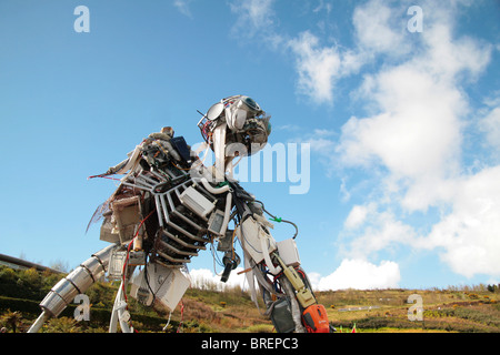 Eden project,Cornwall - Stock Image