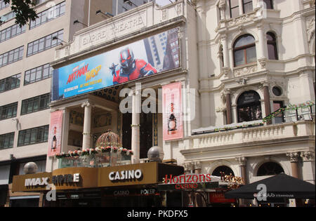 Empire Cinema Leicester Square London August 2018 - Stock Image