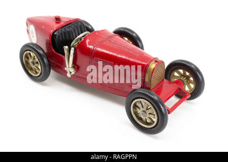 Matchbox Models of Yesteryear Y-6 Bugatti Type 35 1926 - Stock Image