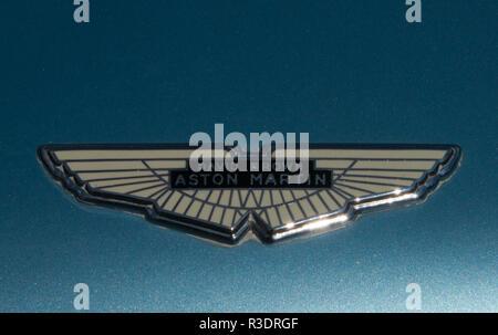Aston Martin Car Marque - Stock Image