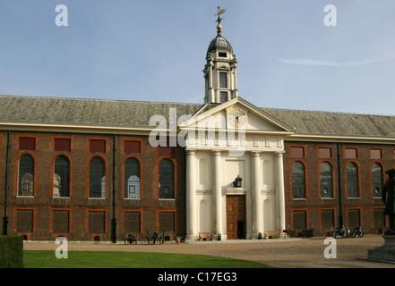 The Royal Hospital, Chelsea, London, UK. - Stock Image