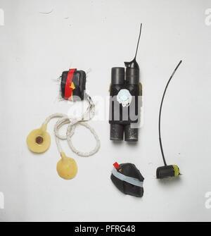 Tagging Equipment - Stock Image